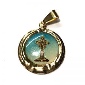 Medalla cruz de mailin