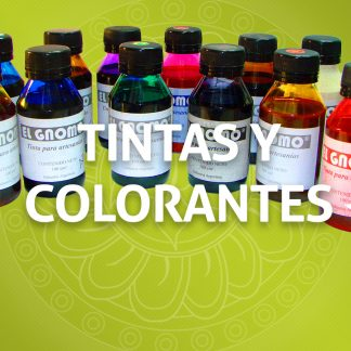 Tintas y Colorantes
