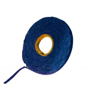 Cinta de gamuza azul x 7 metros