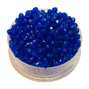 Perlas facetadas 4 mm color 2