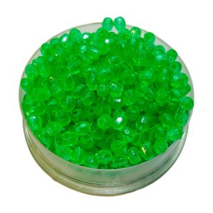 Perlas facetadas 4 mm color 5
