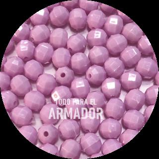 Perlas facetadas color 1