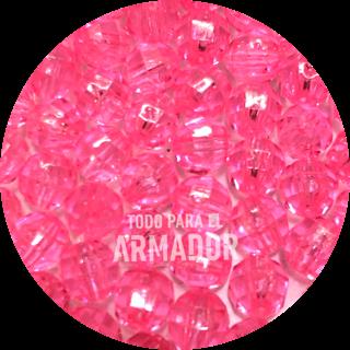 Perlas facetadas color 14