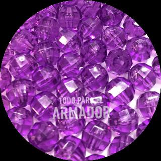 Perlas facetadas color 15