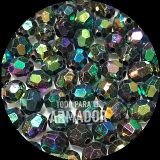 Perlas facetadas color 43