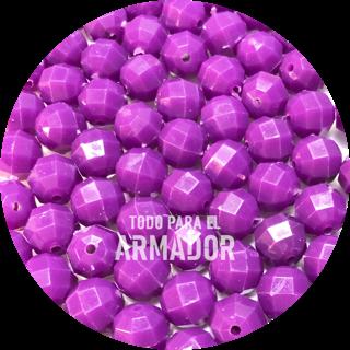 Perlas facetadas color 5