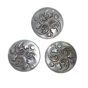 Monedas P/ caderines modelo 2